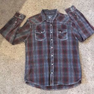 Men's BKE Button Up